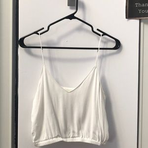 Wilfred Free Cropped Tank Top